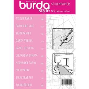 Burda Clothing Tissue Paper