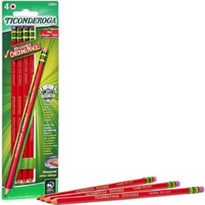 Ticonderoga Tattoo Colored Pencil