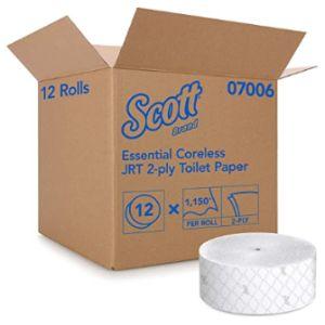 Scott Jumbo Roll Tissue Paper