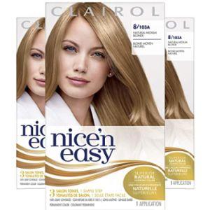 Clairol Medium Blonde Natural Hair Color