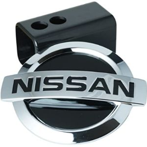 Bully Nissan Trailer Hitch Cover