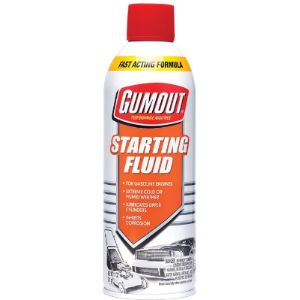 Gumout Car Starting Fluid