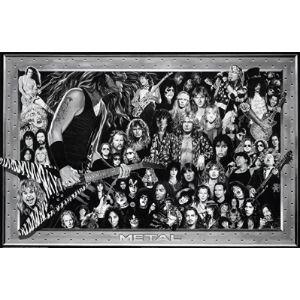 Generic Metal Music Poster