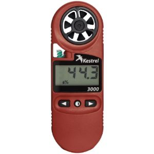 Kestrel Rugged Handheld Weather And Heat Index Meter