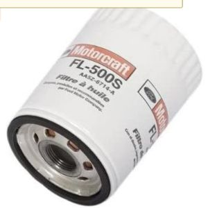 Motorcraft Gmc Terrain Oil Filter