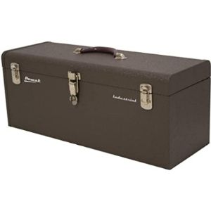Homak Plastic Tool Box With Lock