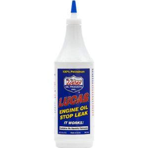 Lucas Oil Oil Leak
