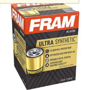 Fram Oil Filter Micron Rating