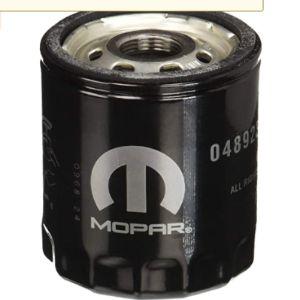 Mopar Dodge Dart Oil Filter