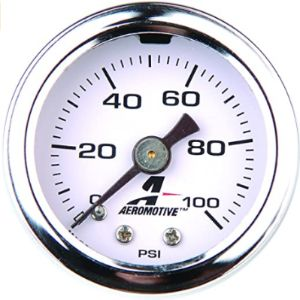 Aeromotive Efi Fuel Pressure Gauge