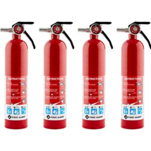 First Alert Home Hardware Fire Extinguisher