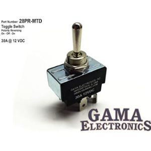 Gama Electronics Connector Blower Motor Switch