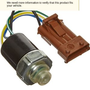 Acdelco Air Conditioning Trinary Switch