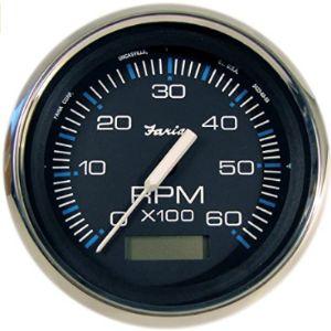 Faria Rpm Tachometer Gauge