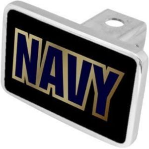 Eurosport Navy Trailer Hitch Cover