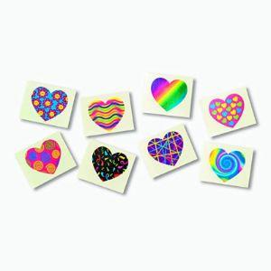 Visit The Fun Express Store Heart Pattern Tattoo