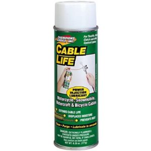 Protect All Graphite Cable Lubricant