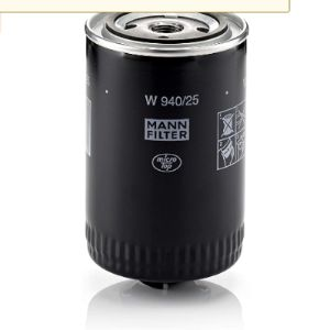 Mann Filter Vw Passat Oil Filter