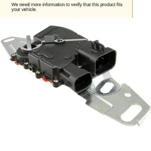 Wells Vehicle Electronics Gmc Sierra Neutral Safety Switch