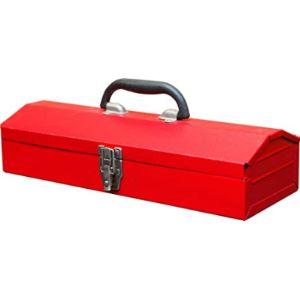 Big Red Plastic Tool Box With Lock