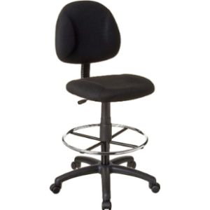 Boss Office Products Stool Chair Size