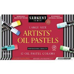 Sargent Art Project Oil Pastel