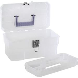 Akromils Lockable Plastic Tool Box