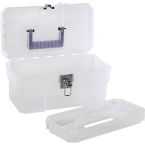 Akromils Plastic Tool Box With Lock