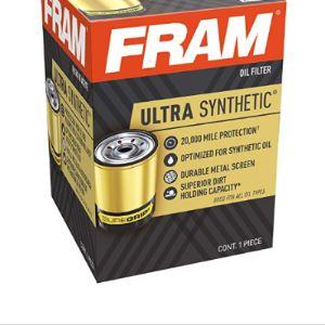 Fram Oil Filter Location