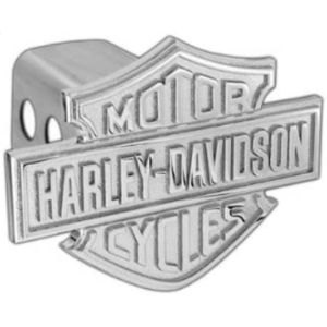 Harleydavidson Chrome Trailer Hitch Cover