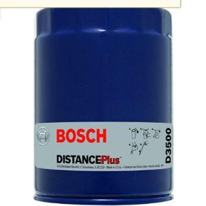 Bosch Oil Filter Location