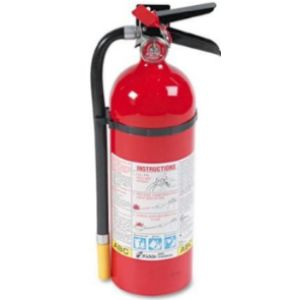Kidde 10 Lb Dry Chemical Fire Extinguisher