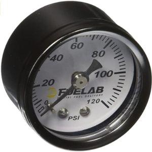 Fuelab Efi Fuel Pressure Gauge