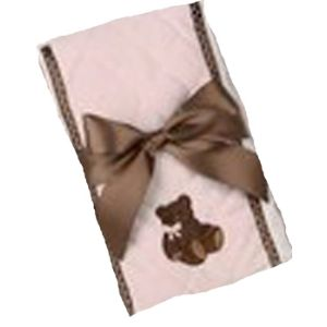 Bearington Chenille Burp Cloth