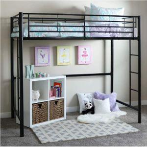 Walker Edison Furniture Company Width Bunk Bed Ladder