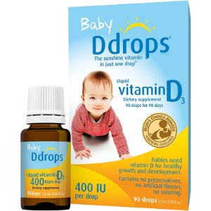 Ddrops Dispenser Bottle Baby Food