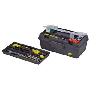 Plano Molding Yellow Plastic Tool Box