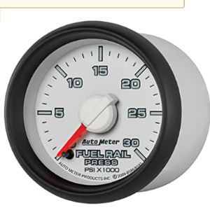 Auto Meter Calibration Fuel Gauge