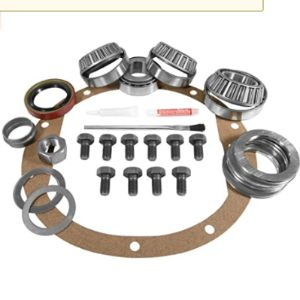 Visit The Usa Standard Store Rear Axle Overhaul