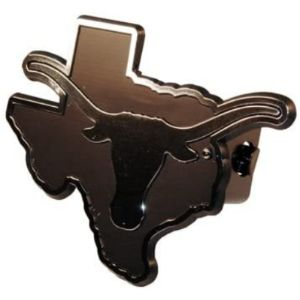 Texas Longhorn Trailer Hitch Cover