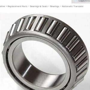National Bearings Rear Axle Pinion Bearing