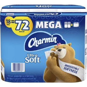 Charmin Jumbo Roll Tissue Paper