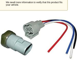 Santech Industries Air Conditioning Trinary Switch