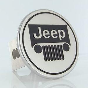 Au-Tomotive Gold, Inc. Jeep Trailer Hitch Cover Plug