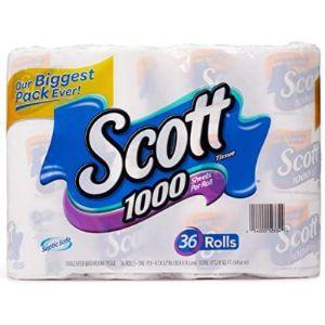 Scott Picture Tissue Paper