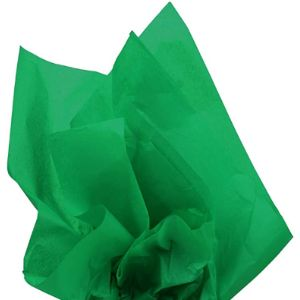 Jam Paper Tissue Paper Green