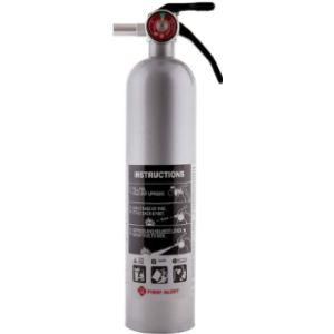 First Alert Wet Agent Chemical Fire Extinguisher
