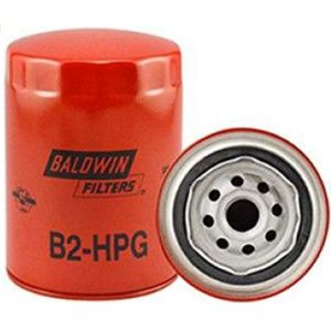 Baldwin Filters Oil Filter Micron Rating