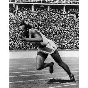 The Mcmahan Photo Archive Jesse Owen 1936