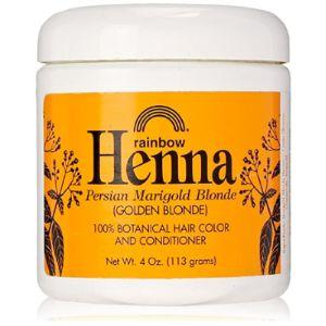Rainbow Research Colour Removal Henna Hair